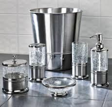 Glass Bathroom Accessories by Bathroom Accessories U2013 Vanitysense