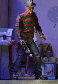 Neca Shows Off Dream Warriors Ultimate Freddy Krueger Action Figure
