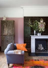 Wohnzimmer Farbe Orange Stilvoll Wohnen Mit Farbe Wohnbuch Farrow U0026 Ball