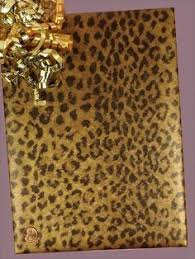 leopard wrapping paper snow leopard fur pattern wrapping paper wrapping papers custom