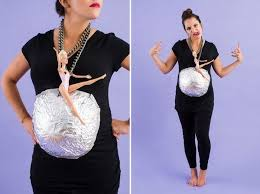 Halloween Costumes Pregnant Women 12 Pregnant Halloween Images Halloween Ideas