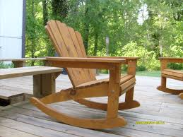 Free Building Plans For Outdoor Furniture by Build Plans Adirondack Rocking Chair Diy Small House Plan Designs