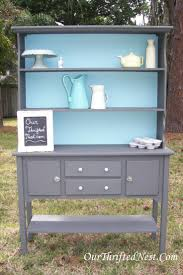 Hutch Kitchen Furniture Best 20 Dining Hutch Ideas On Pinterest Painted China Hutch