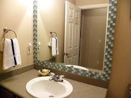 stick on frames for bathroom mirrors adhesive mirror wall tiles best gallery images on clings stickers