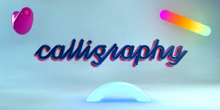 Stunning Graphic Design Work From A Collection Of Stunning Hand Made And Calligraphy Fonts For Your