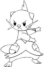 coloring pages pokemon dewott drawings pokemon