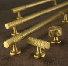 kitchen cabinet pulls brass armac martin kitchen cabinet handles brass chrome satin brass
