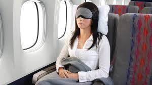 what to do on a long flight to feel like a human when you land
