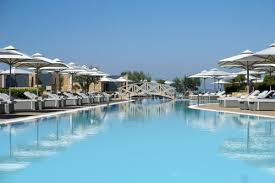 a perfect family holiday at ikos olivia part one the sports