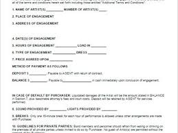 agent contract templates lovinglyy us