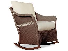 lloyd flanders freeport wicker lounge rocker 72233