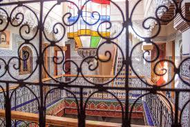 Antike Schlafzimmerm El Riad Mahjouba Marokko Marrakesch Booking Com