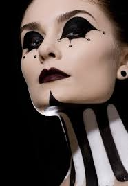 Halloween Wedding Makeup 16 Best Maquillage Images On Pinterest Costumes Make Up And