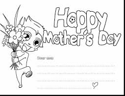 surprising mothers day coloring cards with mothers day coloring