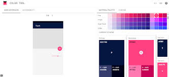 Light Purple Colors Android Secondary Color Is A Light Version Of The Primary Color