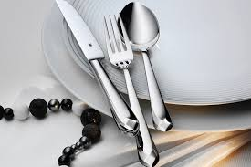 wmf juwel stainless steel flatware set 20 piece cutlery and more