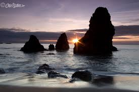 cole u0027s trail tales rodeo beach sunset 1 18 12