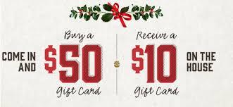 ruth chris steakhouse gift card bonus gift card deals 2017