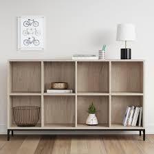 Cube Bookcase Wood 60
