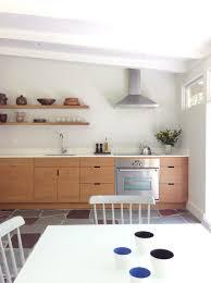 ikea kitchen with semihandmade rift teak fronts ikea kitchens