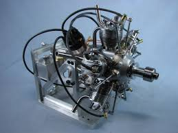 5 cylinder radial aircraft engine model engineering pinterest