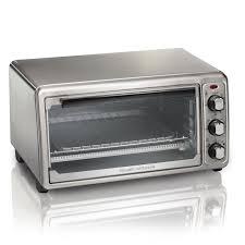 Convection Toaster Ovens Ratings Hamilton Beach 6 Slice Toaster Oven U0026 Reviews Wayfair