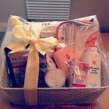 baby gift baskets delivered baby shower gift basket essentials photo 1 2 baby shower diy