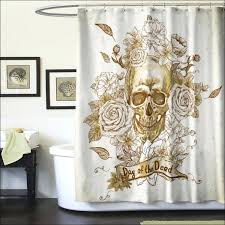 White And Gold Curtains Bathrooms Unique Bathroom Shower Curtains Funny Bathroom Shower