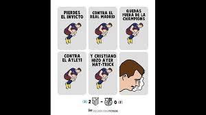 Chions League Memes - chions league memes tras eliminación del barcelona fotos