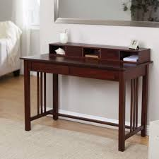 Home Decorators Writing Desk Loft Desk Black Walnut Caretta Workspace For Small Wood Writing