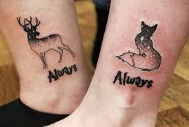 harry potter tattoos a tattoo commemorating true love obsev life