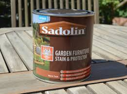 reviving garden furniture with sadolin growing family
