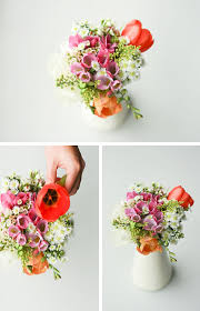 Diy Flower Arrangements Make This Diy Mother U0027s Day Bouquet Paper And Stitch