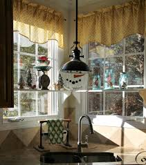 simple christmas decorating ideas in kitchen debbiedoos