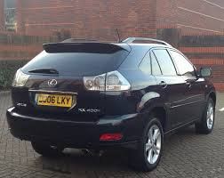 lexus reading uk lexus rx 400h se sat nav cvt for sale from earley motor company