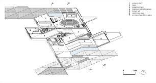 floor plan china folk art museum by kengo kuma click above to