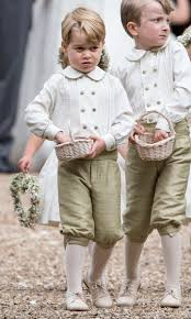 prince george and princess charlotte steal the show at pippa