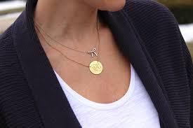 monogrammed necklace gold monogram necklace gorgeous necklace inspiration