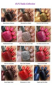 opi india collection opi opi collections and opi nails
