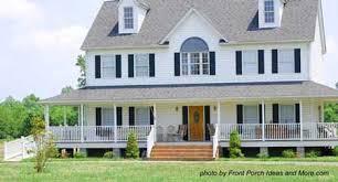 farmhouse wrap around porch country porches country farm houses black shutters and country farm
