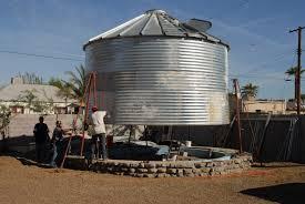silo transformed into house by designer christopher kaiser photos