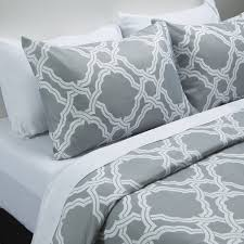 duvet covers trellis duvet cover set grey jysk canada