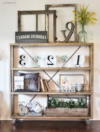 stylish rolling diy bookshelf restoration hardware knockoff