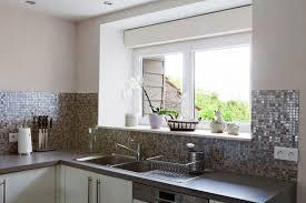 frise cuisine autocollante salle de bain frise mosaique 15 mosaique autocollante