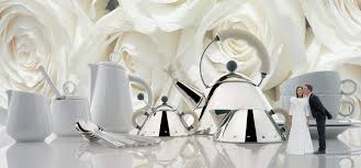 wedding presents italian design news 5 iconic alessi wedding gifts made in italy
