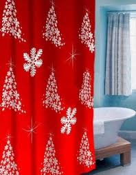 Discount Christmas Shower Curtains Shower Curtains Cheap Christmas Shower Curtains Inspiring