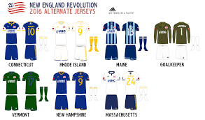 Mass State Flag Fan Creates Revolution Jersey Mock Ups Based On State Flags The