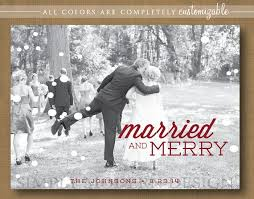 married christmas cards 33 best married and merry christmas card images on