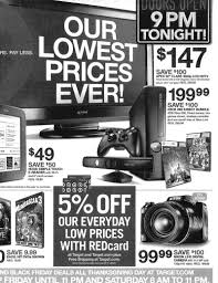 black friday 2012 the target black friday ad is