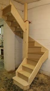 loft with stairs foter